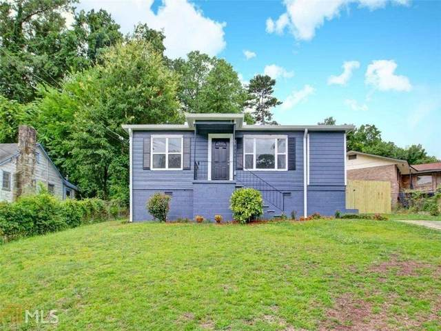 284 Morris Brown Avenue NW, Atlanta, GA 30314 (MLS #6793110) :: RE/MAX Paramount Properties