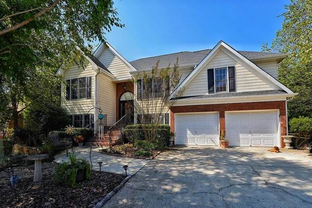 193 Arbor Hills Trail, Talking Rock, GA 30175 (MLS #6793162) :: Tonda Booker Real Estate Sales