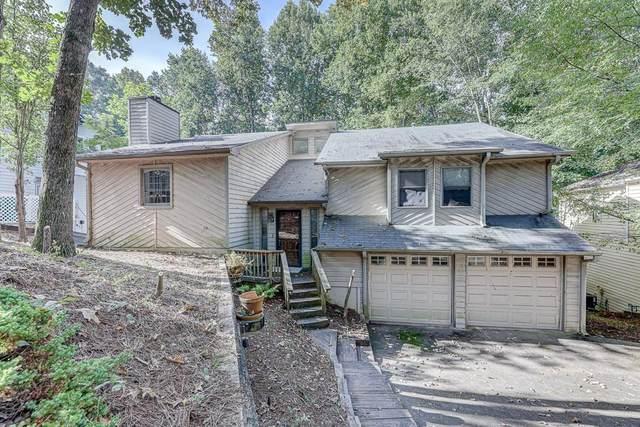 430 Chimney Bluff, Johns Creek, GA 30022 (MLS #6793172) :: The Cowan Connection Team