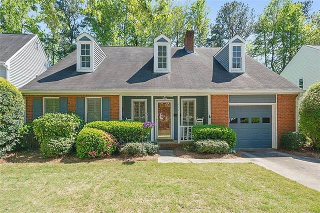 111 Roswell Green Lane, Roswell, GA 30075 (MLS #6793182) :: RE/MAX Paramount Properties
