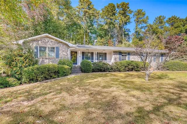 4154 Lakeshore Way NE, Marietta, GA 30067 (MLS #6793191) :: The Zac Team @ RE/MAX Metro Atlanta