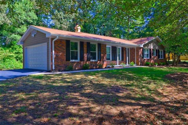 2324 Hudson Drive SW, Lilburn, GA 30047 (MLS #6793194) :: North Atlanta Home Team