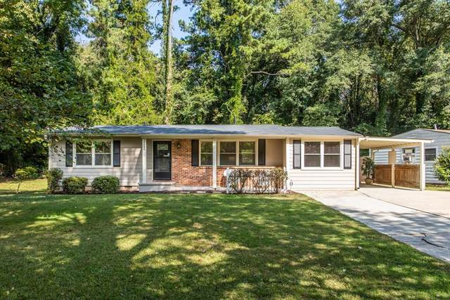3006 Flamingo Drive, Decatur, GA 30033 (MLS #6793195) :: Keller Williams