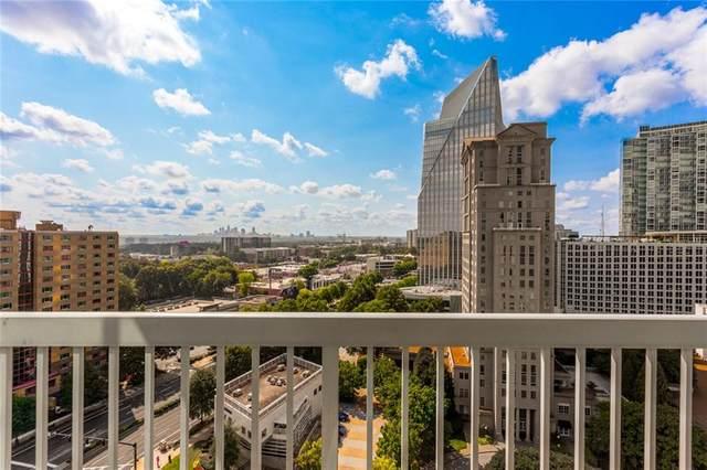 3324 Peachtree Road NE #1508, Atlanta, GA 30326 (MLS #6793207) :: AlpharettaZen Expert Home Advisors