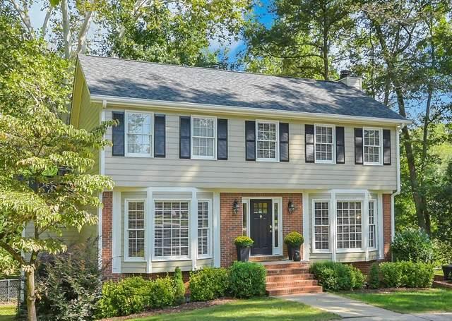 134 Lindley Avenue NW, Marietta, GA 30064 (MLS #6793218) :: Tonda Booker Real Estate Sales