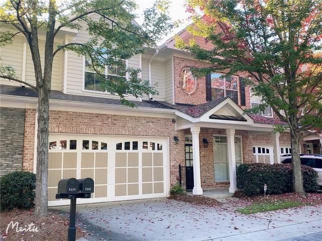 5461 Glenridge View, Atlanta, GA 30342 (MLS #6793250) :: Rock River Realty
