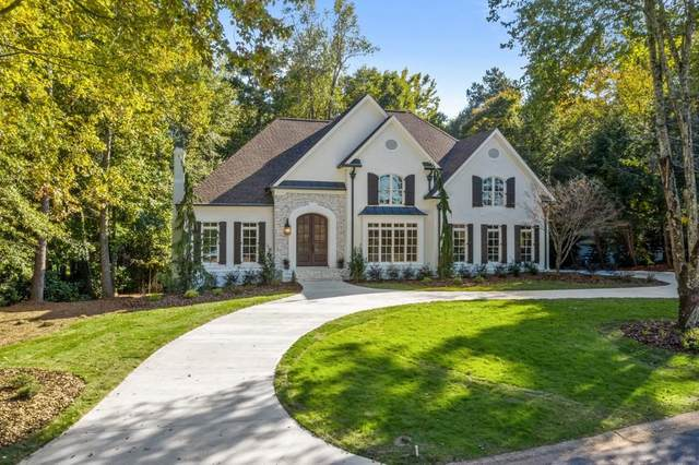 4345 Pemberton Cove, Johns Creek, GA 30022 (MLS #6793259) :: North Atlanta Home Team