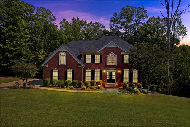 822 Somersby Drive, Dallas, GA 30157 (MLS #6793271) :: North Atlanta Home Team