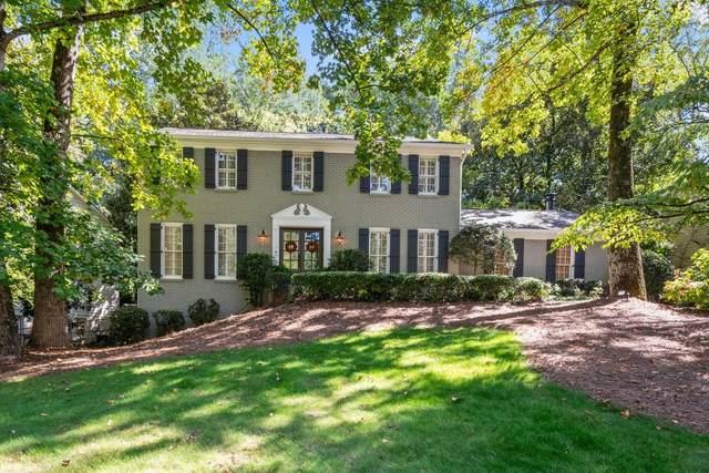 4385 Glengary Drive NE, Atlanta, GA 30342 (MLS #6793272) :: Keller Williams