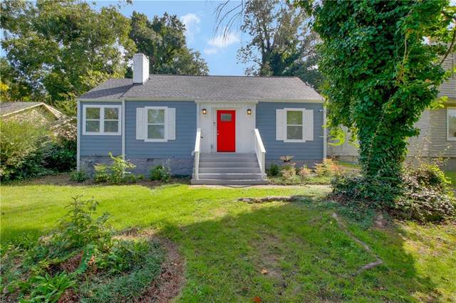 2356 Beecher Road SW, Atlanta, GA 30311 (MLS #6793310) :: Good Living Real Estate