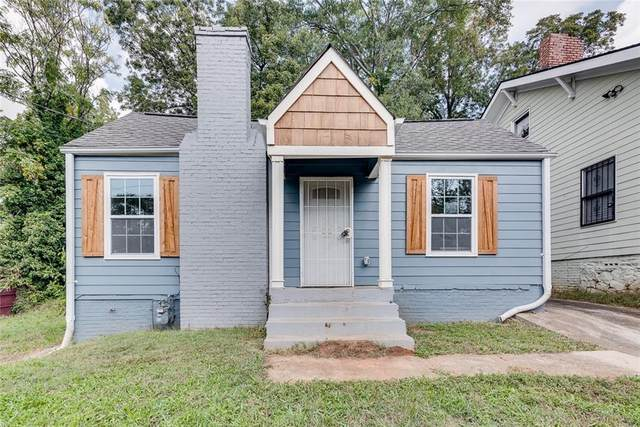 973 Fair Street SW, Atlanta, GA 30314 (MLS #6793320) :: Rock River Realty