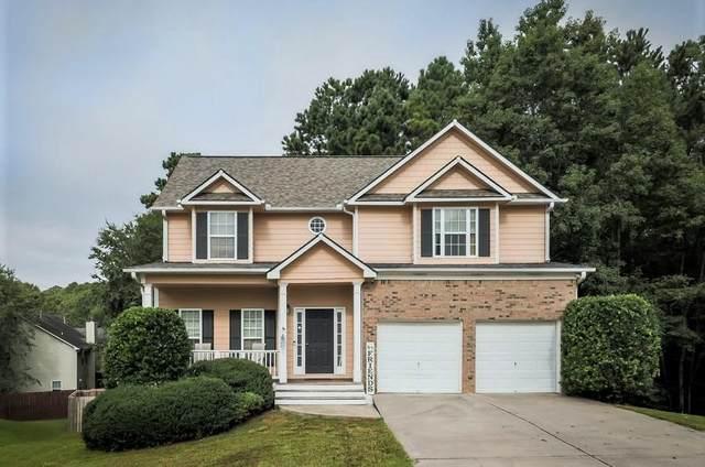 25 Carrington Trace NE, Cartersville, GA 30121 (MLS #6793337) :: North Atlanta Home Team