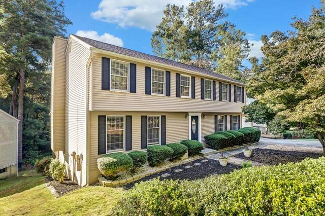 645 Sailwind Drive, Roswell, GA 30076 (MLS #6793365) :: Dillard and Company Realty Group
