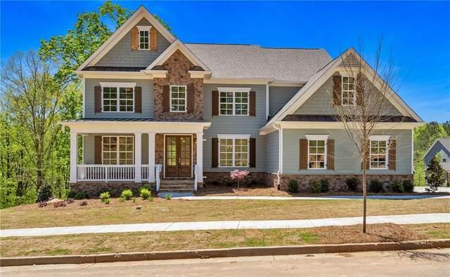 343 Peninsula Pointe, Holly Springs, GA 30115 (MLS #6793388) :: North Atlanta Home Team
