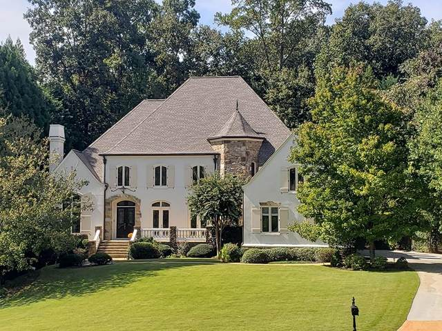 547 Gramercy Drive NE, Marietta, GA 30068 (MLS #6793393) :: The Cowan Connection Team