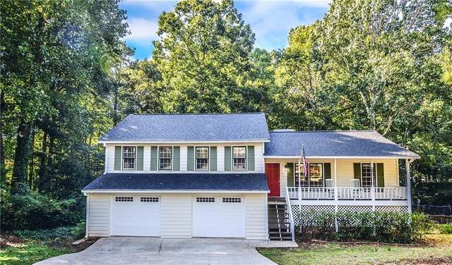 749 Creek Trail NW, Kennesaw, GA 30144 (MLS #6793406) :: The Cowan Connection Team