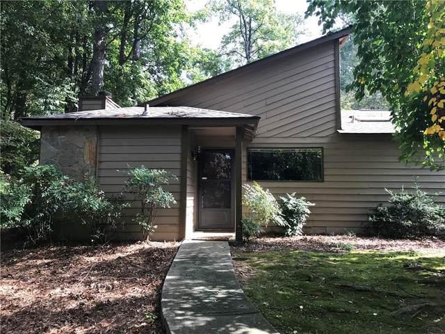 822 Bonnie Glen Drive SE #822, Marietta, GA 30067 (MLS #6793448) :: Compass Georgia LLC