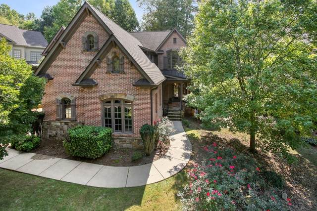 6303 Windward Parkway, Alpharetta, GA 30005 (MLS #6793479) :: North Atlanta Home Team