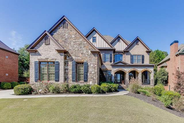 2568 Hidden Falls Drive NE, Buford, GA 30519 (MLS #6793522) :: Tonda Booker Real Estate Sales