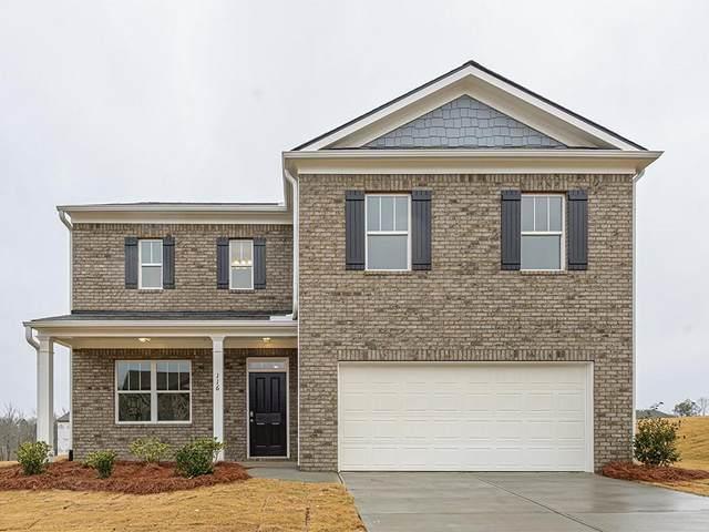 1111 Shadow Glen Drive, Fairburn, GA 30213 (MLS #6793529) :: Tonda Booker Real Estate Sales