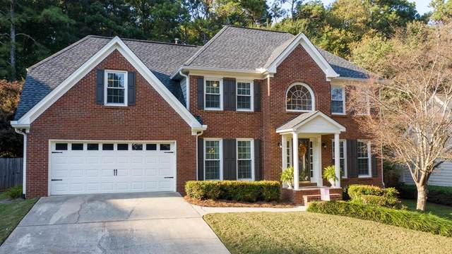 1161 Secret Trail, Sugar Hill, GA 30518 (MLS #6793531) :: North Atlanta Home Team