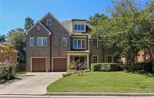 605 Darlington Commons Court NE, Atlanta, GA 30305 (MLS #6793536) :: Tonda Booker Real Estate Sales