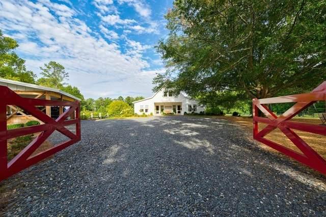 1661 Old Jones Road, Alpharetta, GA 30004 (MLS #6793550) :: North Atlanta Home Team