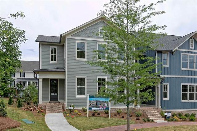 105 Maplewood Drive #1, Roswell, GA 30075 (MLS #6793563) :: Thomas Ramon Realty