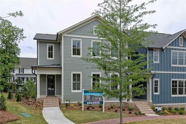 105 Maplewood Drive #1, Roswell, GA 30075 (MLS #6793563) :: North Atlanta Home Team