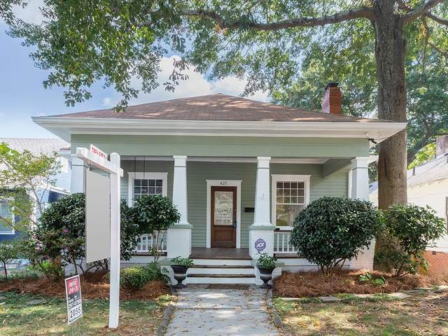 421 Sterling Street NE, Atlanta, GA 30307 (MLS #6793579) :: The Cowan Connection Team
