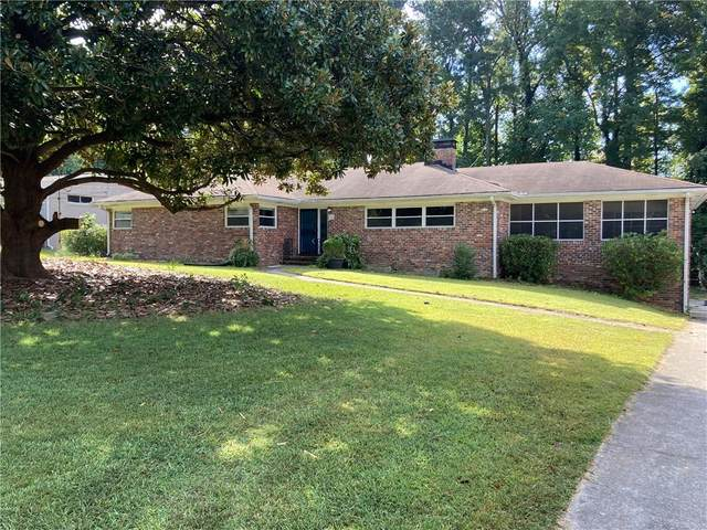 705 Glenforest Road, Atlanta, GA 30328 (MLS #6793581) :: Team RRP | Keller Knapp, Inc.