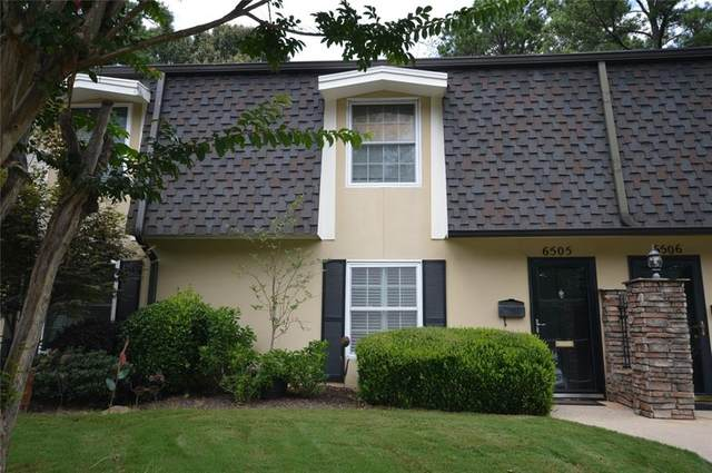 6505 Park Avenue, Sandy Springs, GA 30342 (MLS #6793588) :: Rock River Realty
