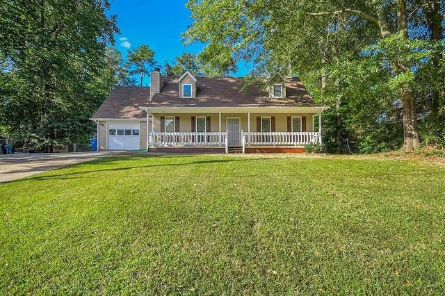 943 River Glen Place, Riverdale, GA 30296 (MLS #6793589) :: North Atlanta Home Team