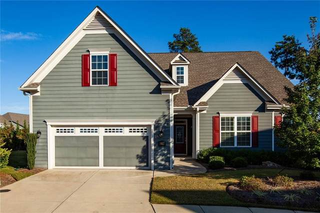 3817 Boxwood Court SW, Gainesville, GA 30504 (MLS #6793630) :: Keller Williams