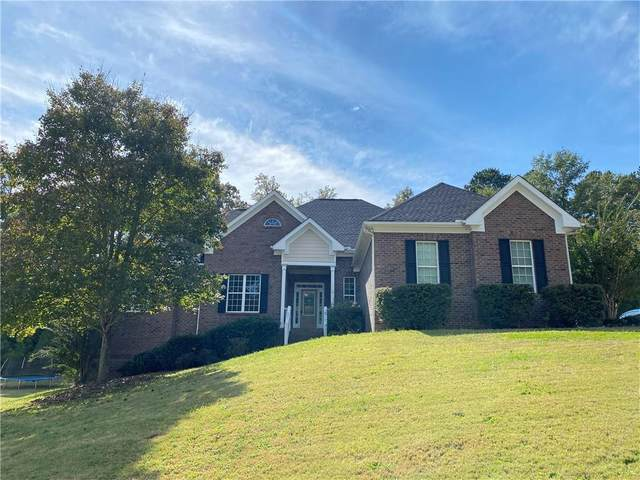 1405 Alcovy Ridge Crossing, Loganville, GA 30052 (MLS #6793665) :: The Cowan Connection Team