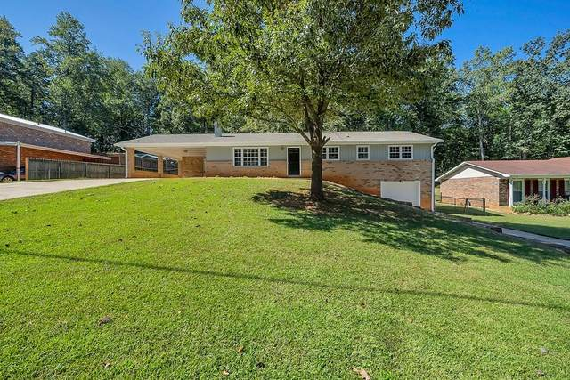 3559 Vicki Lane, Douglasville, GA 30135 (MLS #6793714) :: North Atlanta Home Team