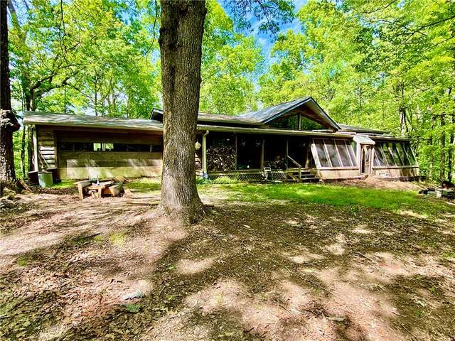 1563 War Hill Park Road, Dawsonville, GA 30534 (MLS #6793717) :: North Atlanta Home Team