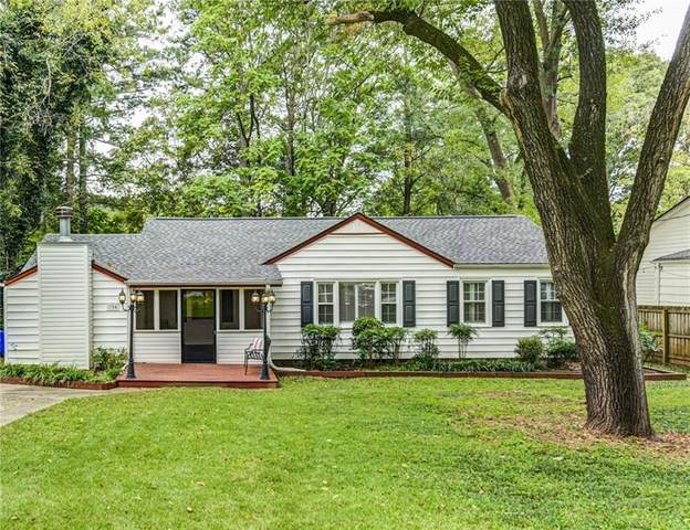 754 Scott Circle, Decatur, GA 30033 (MLS #6793748) :: Thomas Ramon Realty
