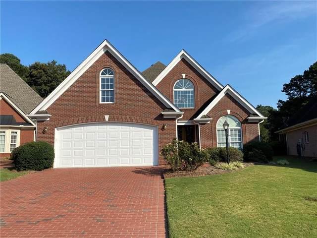 1825 Woodberry Run Drive, Snellville, GA 30078 (MLS #6793759) :: Tonda Booker Real Estate Sales