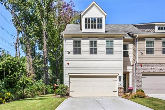301 Alday Lane, Marietta, GA 30060 (MLS #6793768) :: North Atlanta Home Team