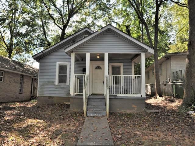 1132 Hunter Place, Atlanta, GA 30314 (MLS #6793773) :: Tonda Booker Real Estate Sales