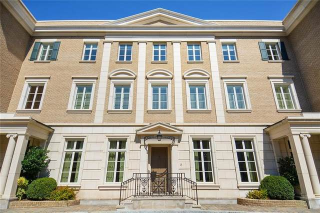 2440 Peachtree Road NW #14, Atlanta, GA 30305 (MLS #6793777) :: AlpharettaZen Expert Home Advisors