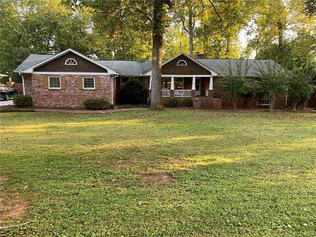 337 Keeler Woods Drive NW, Marietta, GA 30064 (MLS #6793782) :: Tonda Booker Real Estate Sales