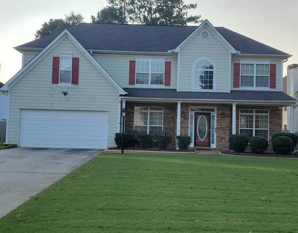 Loganville, GA 30052 :: Tonda Booker Real Estate Sales