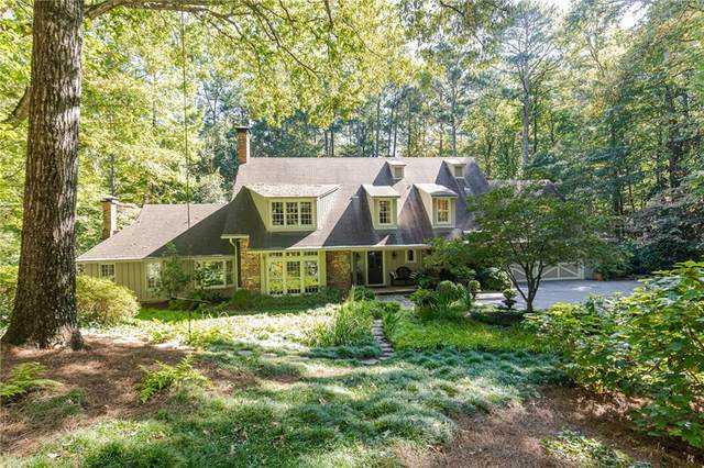 685 Tanglewood Trail, Sandy Springs, GA 30327 (MLS #6793842) :: Tonda Booker Real Estate Sales