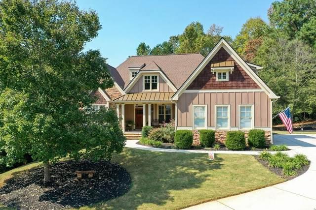 72 Grand Oak Court, Dallas, GA 30157 (MLS #6793844) :: North Atlanta Home Team