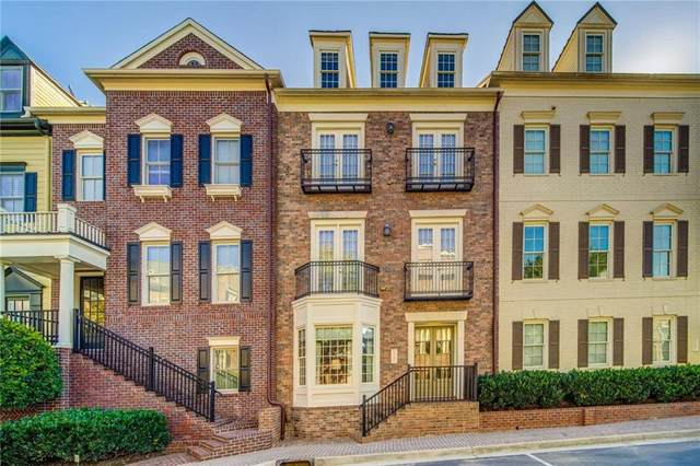 4397 Bridgehaven Drive SE #7, Smyrna, GA 30080 (MLS #6793863) :: North Atlanta Home Team