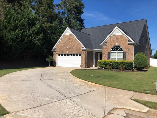 458 Brianton Court, Lawrenceville, GA 30045 (MLS #6793870) :: North Atlanta Home Team
