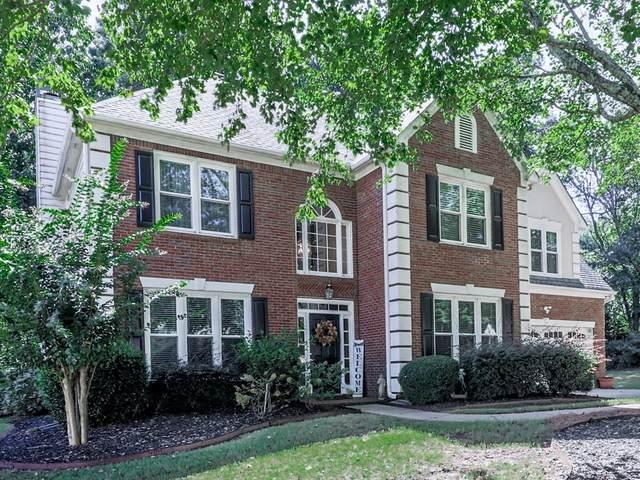 3772 Swallow Way NE, Marietta, GA 30066 (MLS #6793890) :: Tonda Booker Real Estate Sales