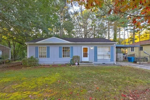 462 Ridgecrest Drive, Riverdale, GA 30274 (MLS #6793906) :: North Atlanta Home Team